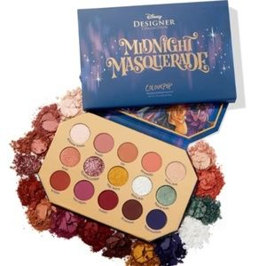 ☃️ ColourPop Disney Midnight Masquerade Palette